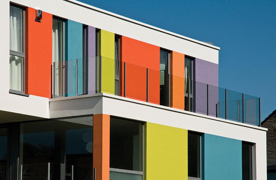 couleur enduit maison stunning une maison cube macoretz with couleur enduit maison best enduit. Black Bedroom Furniture Sets. Home Design Ideas